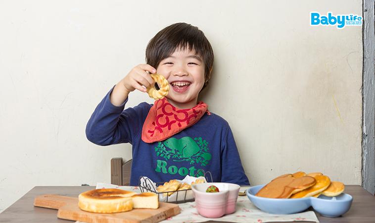減糖、減油,加滿愛! 【入門版】兒童節手作甜點by Super Mom