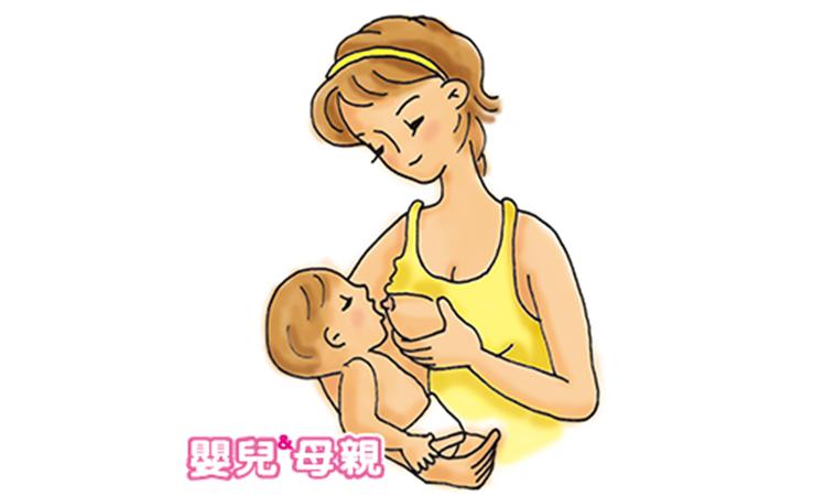 改善產後初期的乳房腫脹