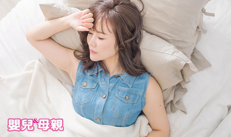 焦慮、易怒、頭痛…妳有新手媽咪症候群嗎?