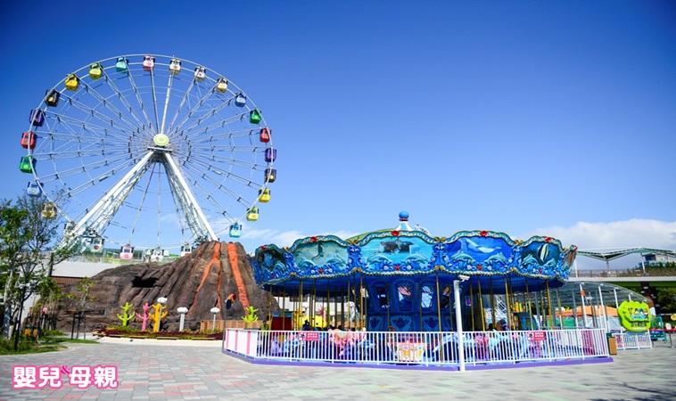 6歲以下幼兒到遊樂園玩 「這三種」意外最常見!