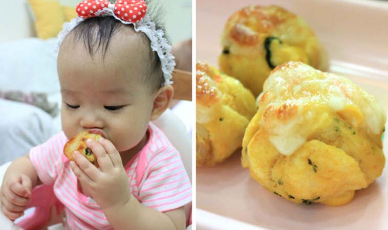 寶寶手指點心,香濃焗烤馬鈴薯球