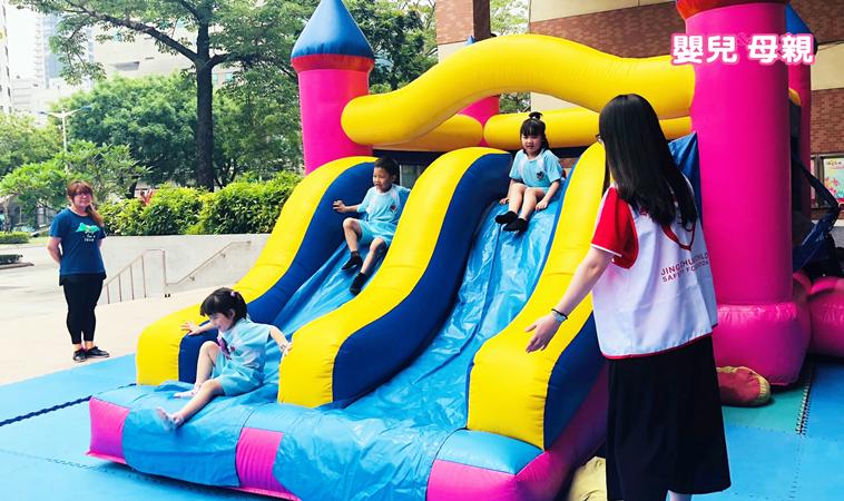 充氣式遊樂設施藏危機,讓孩子玩前應檢視5要點