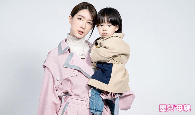 走過育兒低潮期,宋米秦享受當媽媽的成就!