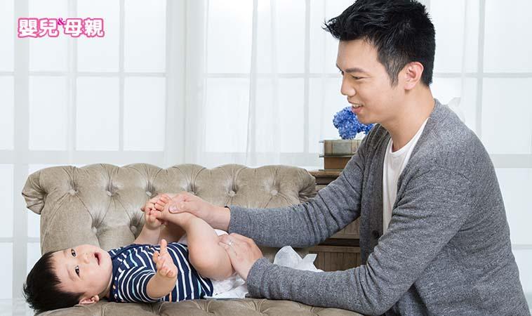 爸爸=神隊友:如何用心參與育兒
