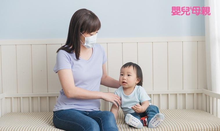 戴不住口罩、退燒藥怎麼吃... 嬰幼兒生病,爸媽最常問的9個問題!