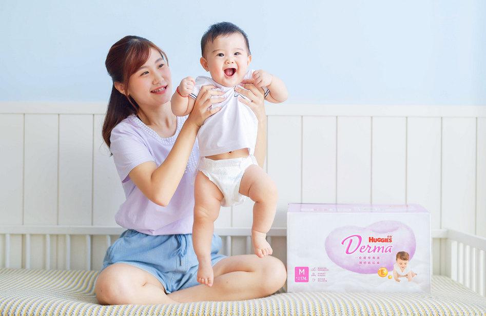 寶貝有敏感肌,選擇紙尿褲好困難,醫師建議先看Dermatest認證標章