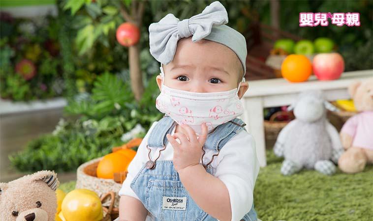 跨年流感高峰期,爸媽應嚴陣以待