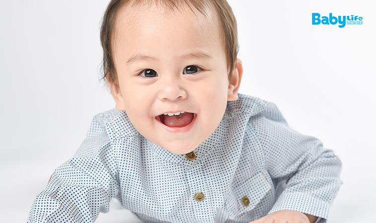 嬰幼兒的牙齒保健