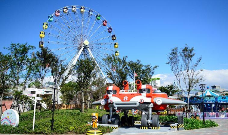 帶小孩微放風!北市兒童新樂園、動物園開放線上預約