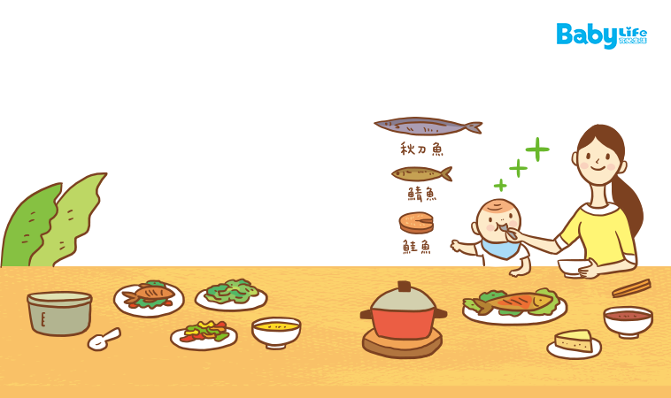 鯖魚no.1、秋刀魚no.2、鮭魚no.3,吃對鮮魚,腦力升級!