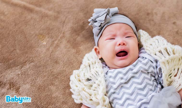 寶寶哭鬧要夜奶怎麼辦