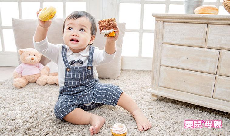 別再說吃一、兩顆糖沒關係!寶寶生病、過敏機率恐大增