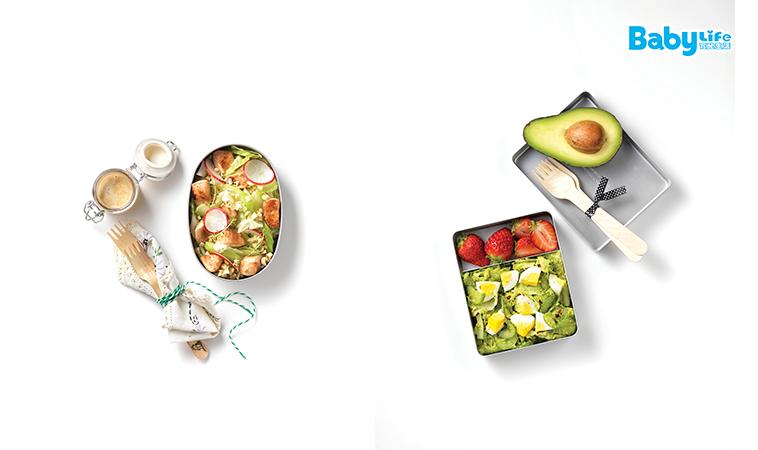 減少油膩外食輕提案,動手做健康又清爽的沙拉便當吧!