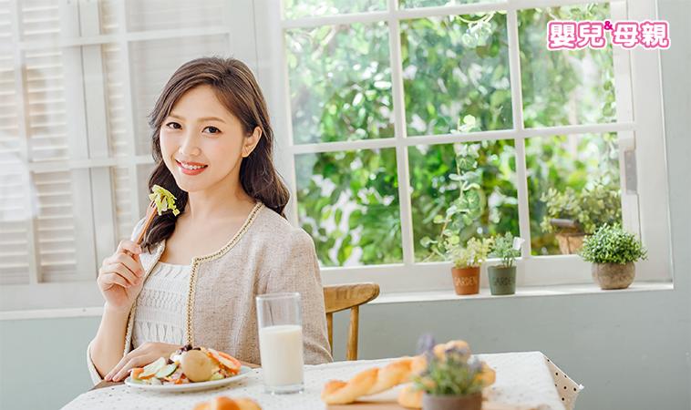 懷孕餐餐外食,專家教妳這樣吃最營養!