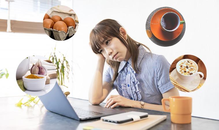你也是工作就會變胖的體質嗎?多吃這10種食物助代謝
