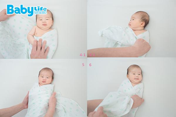 新生兒包包巾注意這2要點
