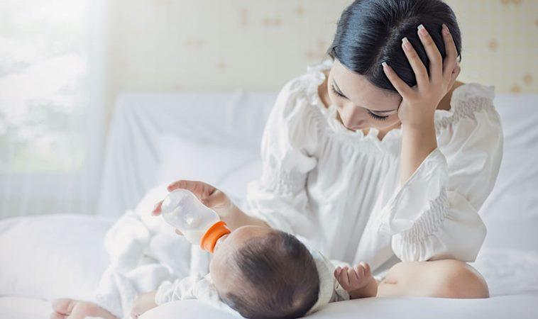 妳有產後創傷後壓力症候群嗎?這8種人風險最高