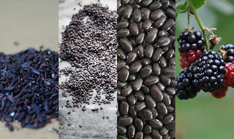 要給老婆「性福」,一定要多吃這4種黑色食物!