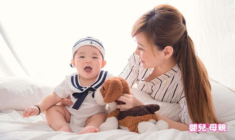 玩遊戲!培養寶寶專注力