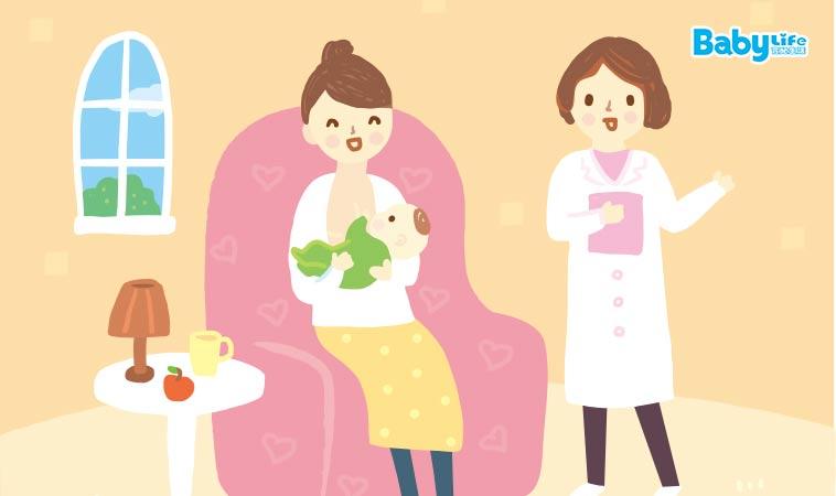 哺餵母乳疑難雜症全破解