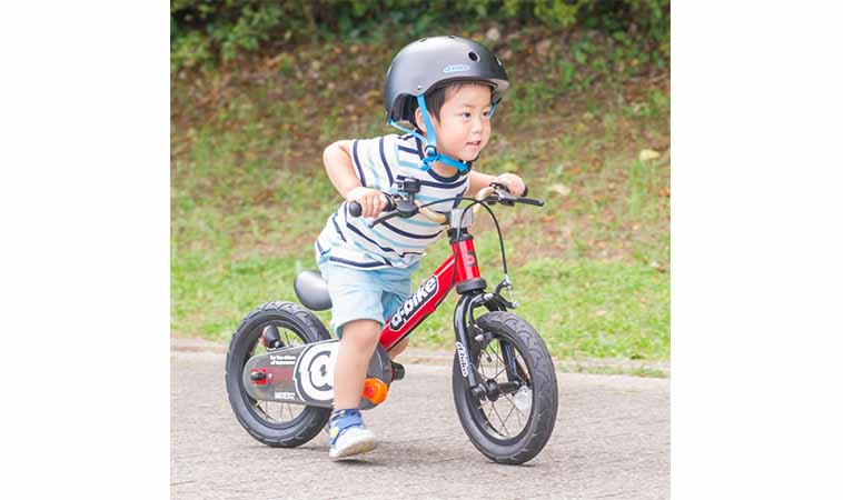 D-Bike Master訓練平衡、肌耐力的超人氣滑步自行車     小小騎士出發!