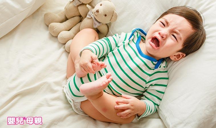6招穴道按摩,輕鬆安撫半夜哭鬧的夜啼寶寶