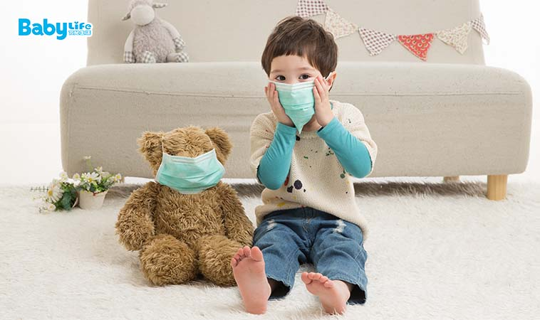黴漿菌來勢洶洶,出現嚴重咳嗽症狀應就醫