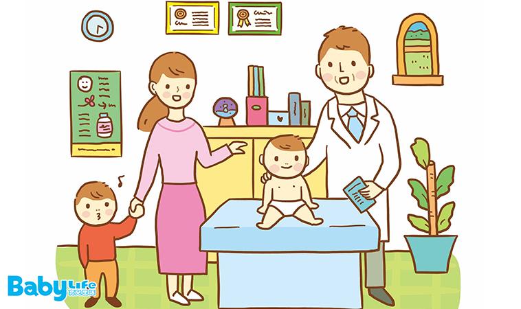 不能拖!寶寶出現這7種現象,請立刻就醫