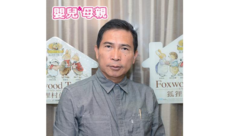 林俊陸,用心經營嬰童用品製造批發業