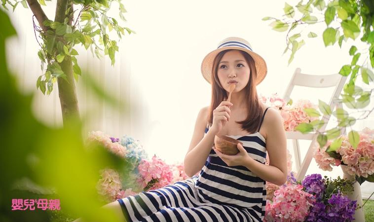 夏天養胎如何促進食慾、預防胎毒與熱感冒?