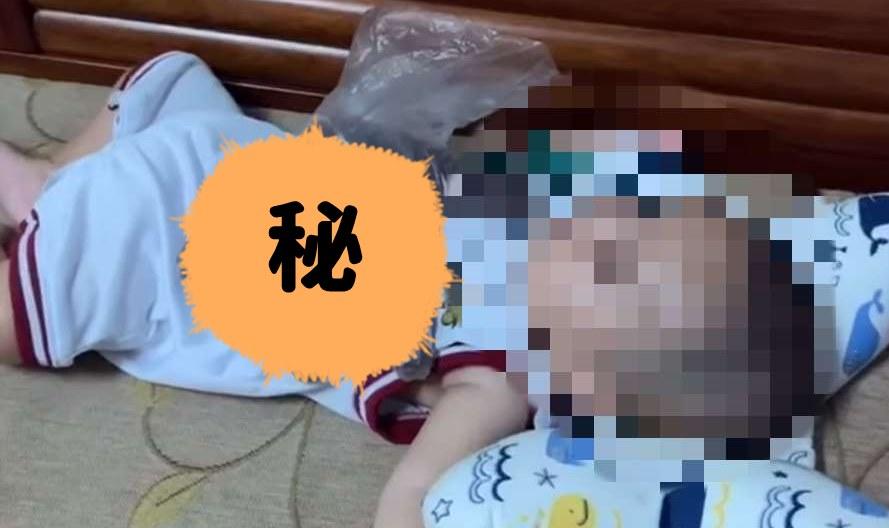 只求一刻安寧,高手媽媽自製「哄睡神器」讓寶寶秒睡