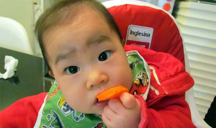 【育兒分享】一口副食品十種營養!嬰兒食譜飲食原則!