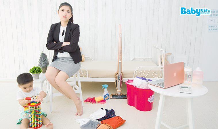 全職媽媽重返職場真的好無力!減薪調職,大嘆二度就業好酸苦
