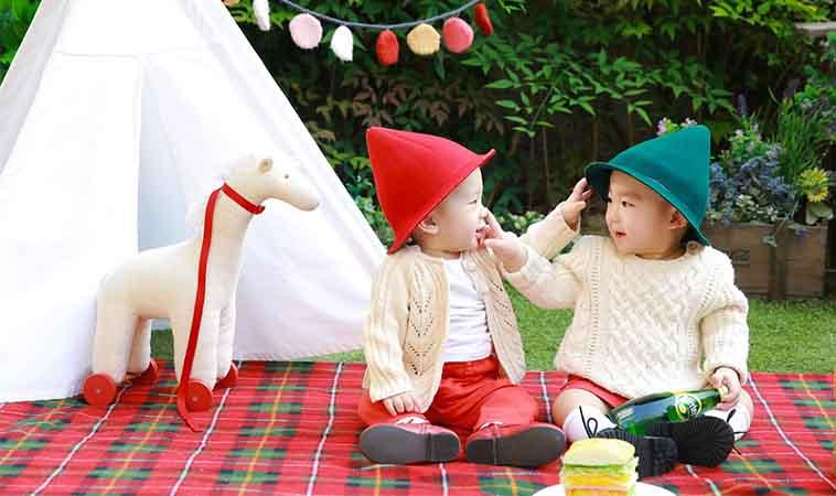 精選親子野餐好去處,小嬰兒也能去