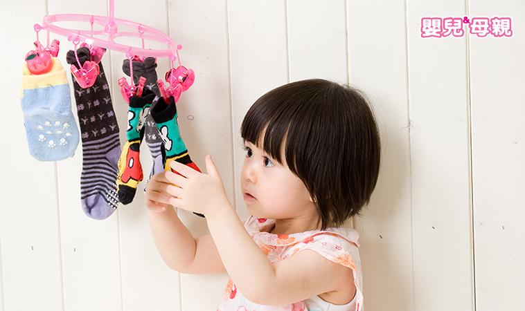 聰明收納寶寶衣物
