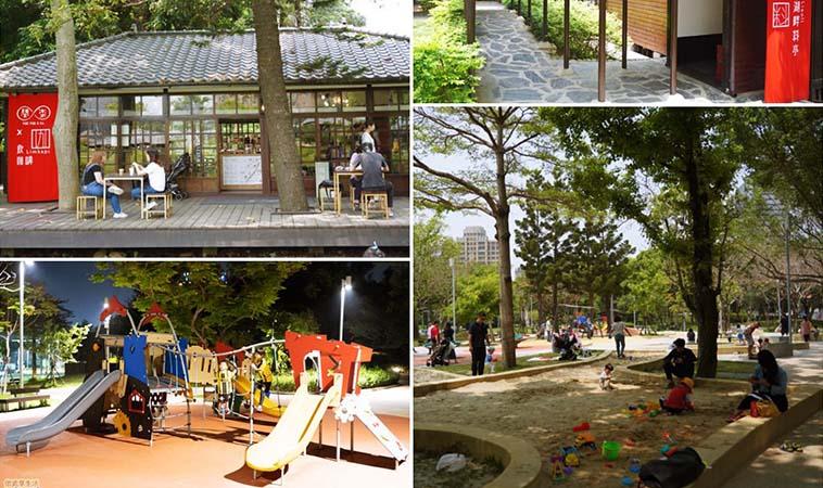 新竹市最大公園,公園、圖書館、動物園一把包