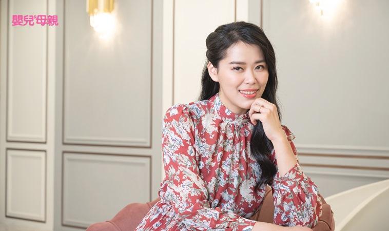 正能量女神陳欣湄 :新手媽第一課 知道自己「能做到多少」