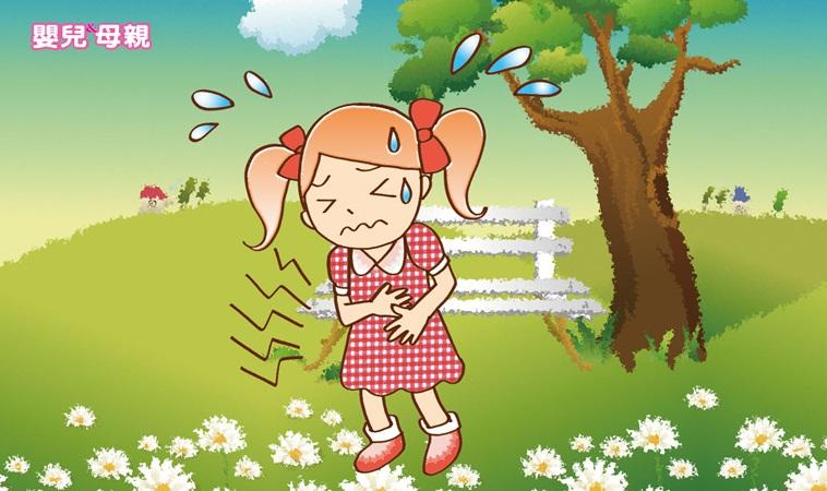 孩子肚子痛以為是腸胃炎,卻險些沒命!