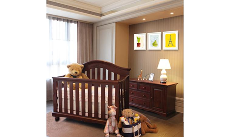 LEVANA美式嬰兒成長床,打造安全與美感的育兒空間