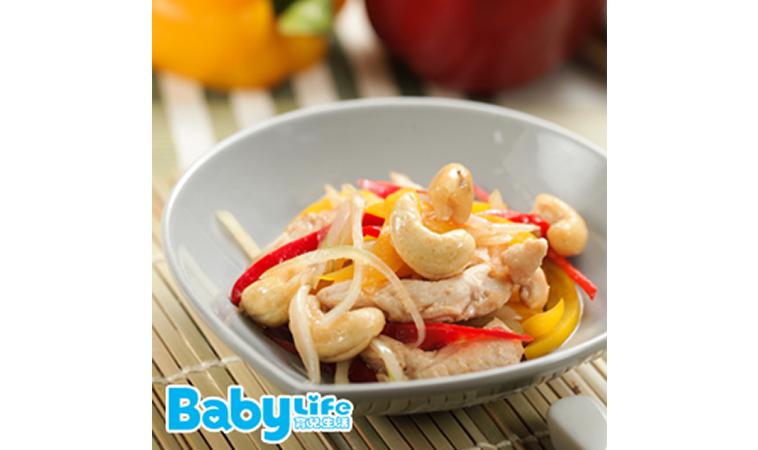 寶寶的堅果類副食品