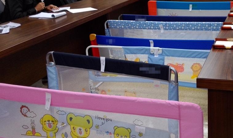 爸媽注意!兒童用床邊護欄抽驗10件有2件不合格,該如何選?