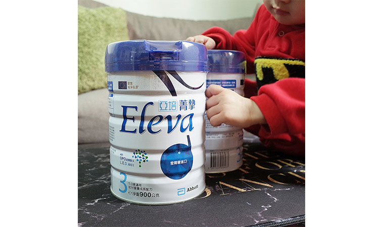 【育兒分享】小布丁的一歲換奶如何選?!就是要給寶貝最好的選擇,亞培菁摯 愛爾蘭進口