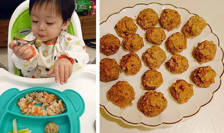 寶寶牛肉丸食譜,自製起來美味又健康