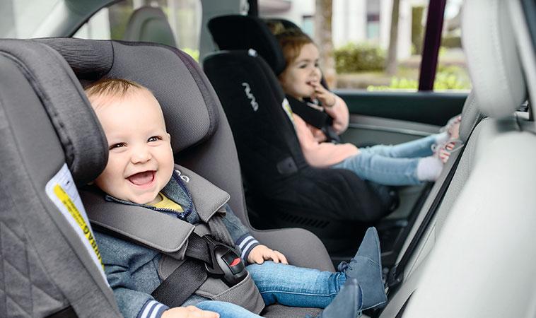 別再坐錯了!兒童汽座反向坐比正向坐更安全!