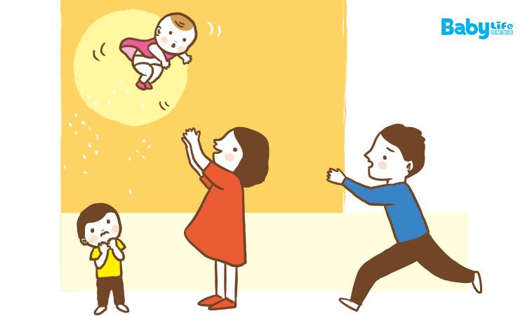 當心「嬰兒搖晃症候群」
