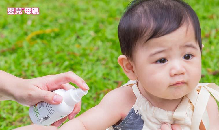 嬰幼兒容易被蚊子叮,強化免疫反應對抗蚊蟲!