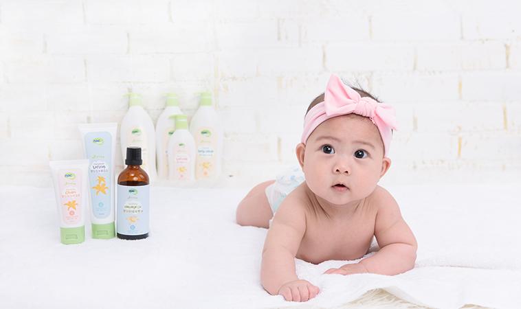 專家照護訣竅大公開,給寶寶最完整的肌膚呵護