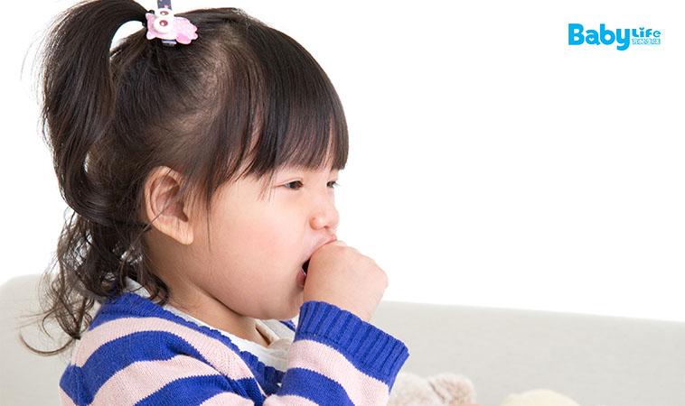 當心孩子哮吼症發作,先來了解病因與症狀