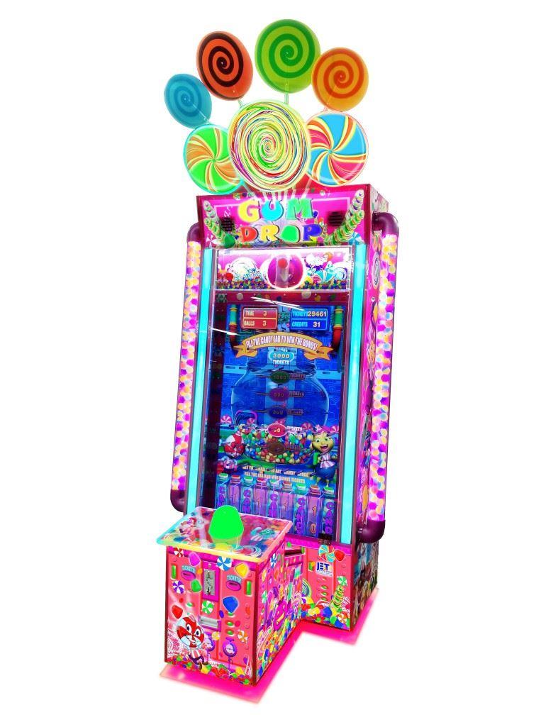 Gum Drop game at Magic Planet Marina Mall Abu Dhabi