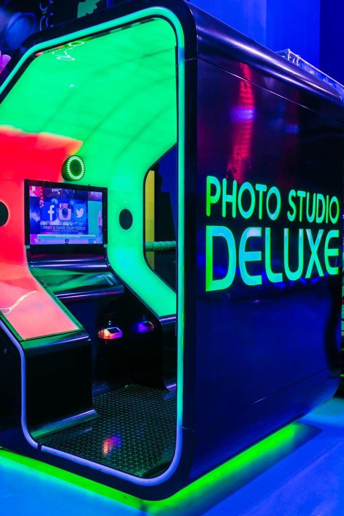 Photo Studio game at Magic Planet City Centre Mirdif South